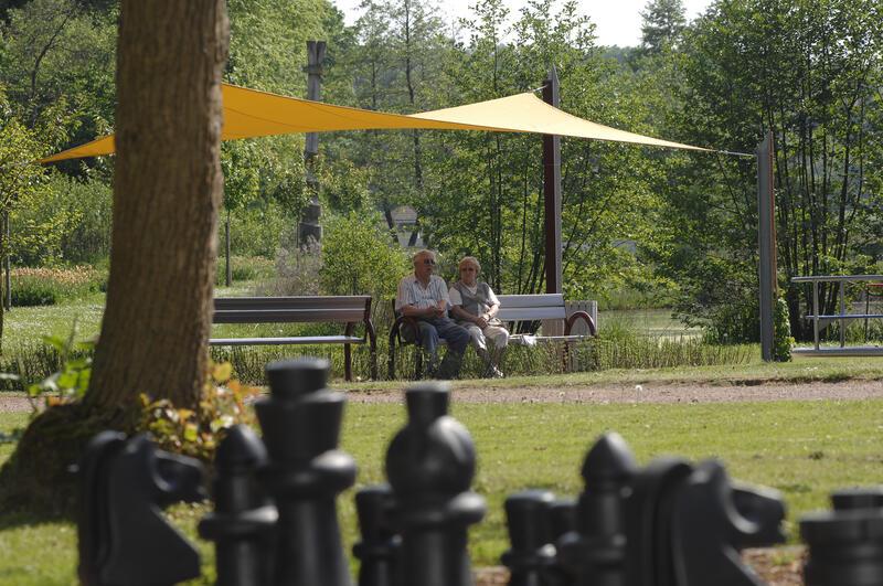 Kurpark Bad Holzhausen